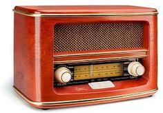 Radio de estilo antiguo #regalos #regalosoriginales