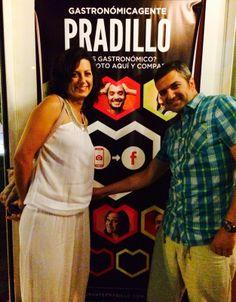 Belén e Ignacio... gastronómicagente!!!