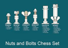 Fairy Chess Pieces by retro-gamer on DeviantArt Metal Projects, Welding Projects, Projects To Try, Diy Chess Set, Chess Sets, Arte Bar, Retro Gamer, Welding Art, Chess Pieces