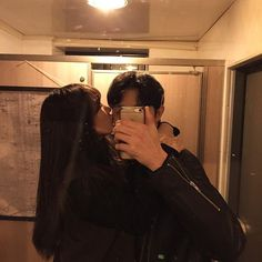 Ulzzang couple, Asian couple, Fashion couple  IG: hellooooojun & hyanggggg_