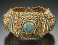 Maggie Meister beaded jewelry
