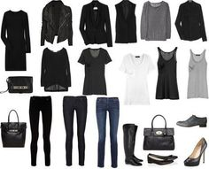 Minimalist wardrobe essentials                                                                                                                                                                                 More