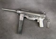 U.S. WWII Grease Gun M3 Resin Submachine Display Gun by International Military Antiques, Inc.. $139.95. New Made Item: The M3 submachine gun, also known as Grease Gun, was developed as a cheaper war-time alternative to famous Thompson M1 and M1928 submachine guns. The basic requirements were set by US Ordnance Corps in February, 1941. George Hyde and Frederick Sampson, working together at Inland Division of general Motors Corp developed a prototype, which was ...