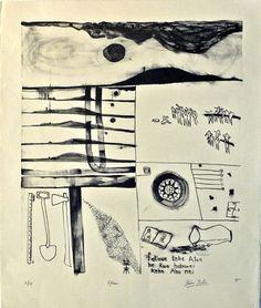 John Pule Nz Art, Painting Prints, Doodles, Symbols, Culture, Frame, Artist, Icons, Frames