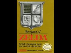 Legend of Zelda (NES) Intro - YouTube