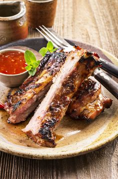 Condiments Recipe: Texas-Style Barbecue Sauce