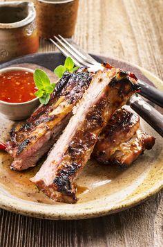 Condiments Recipe: Texas-Style Barbecue Sauce