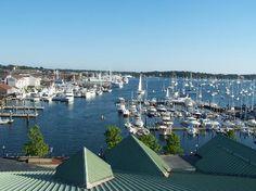 Newport Harbor - Newport, RI