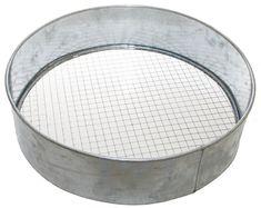 Grondzeef metaal39 cm - Kwekersvergelijk Compost, Composters, Mulches