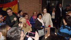 A Família Real espanhola: Rainha Letizia apoiar o trabalho Saúde Mental da Espanha