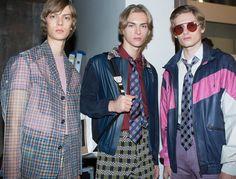 L'allure 70's repérée chez : Fendi, Hermès, Zegna