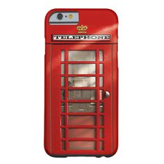 Protect your device in style with this British Red Telephone Box Personalized iPhone 5 Case. This customizable case will be made-to-order and only for you. Iphone 8, Cases Iphone 6, Iphone Wallet Case, Iphone 6 Plus Case, 5s Cases, Phone Covers, Apple Iphone, Ipad Covers, Iphone Mobile