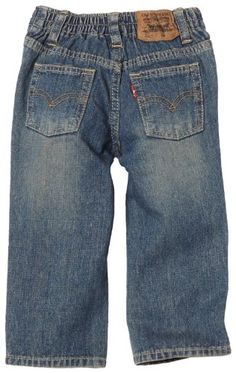 Levi's Baby-boys Infant 526 Loose Straight Jean