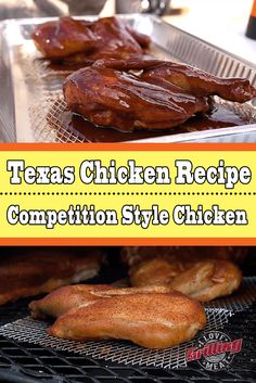 Texans definitely know their BBQ, and this Texas Smoked Chicken recipe is no exception. Smoked Chicken Rub, Smoked Chicken Recipes, Grilled Chicken Breast Recipes, Grilled Food, Smoked Spare Ribs Recipe, Smoked Pork Ribs, Smoked Turkey, Rib Recipes, Grilling Recipes