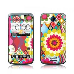 Mosaic HTC One S Skin