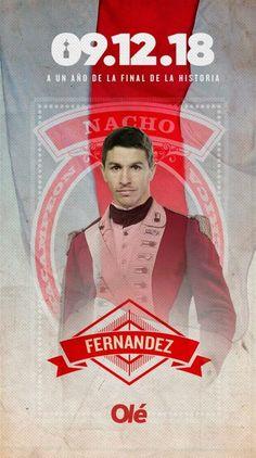 Nacho Fernandez, Football Team, Baseball Cards, Grande, Carp, Posters, First Year Anniversary, Football Equipment, Football Squads