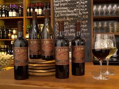 Find a local winery or brewery; participate in their tour and tasting