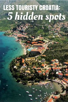 Things to do in Croatia: 5 undiscovered gems!