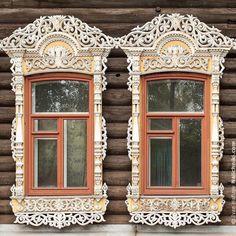 House architektur old 52 best Ideas Wooden Windows, Old Windows, House Windows, Windows And Doors, Wooden Architecture, Russian Architecture, Architecture Details, Interior Architecture, Traditional Windows