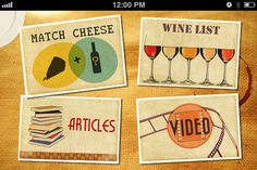 http://itunes.apple.com/us/app/cheese-wine-by-max-allen-will/id426320022?mt=8
