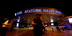 Istanbul Bombers Were Russian, Uzbek, Kyrgyz Nationals, Turkish Official Says