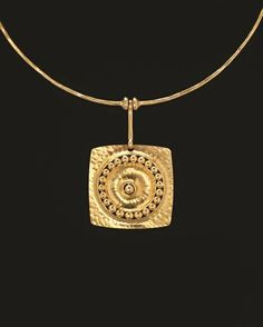 Viking (Viikinki) pendant - Tapio Wirkkala jewelry