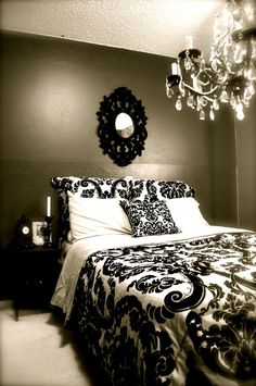 Reversible black and white comforters perfect for the girls room reversible black and white comforters perfect for the girls room pair with bright sheets in individual colors classic noir reversible comforter aloadofball Images