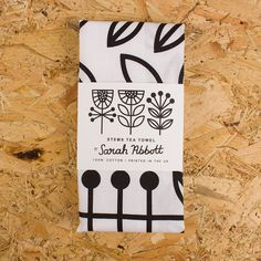 Another brilliant tea towel design for Sarah Abbott! Check her out here: http://www.sarah-abbott.co.uk #TeaTowels #Repin