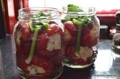 Cum se prepara gogosarii cu conopida murati pentru iarna (5) Pickles, Cucumber, Urban, Food, Meal, Essen, Pickle, Hoods, Meals
