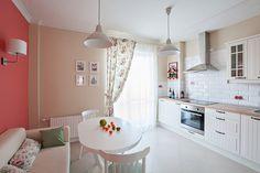 Бра в обеденной зоне..?           Фотография - Кухня и столовая, стиль: Кантри | InMyRoom.ru