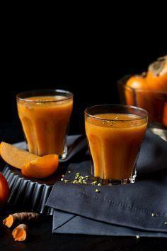 Kurkuma Kaki Smoothie | Foodlovin'