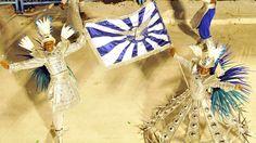 Portela 2011 - Casal de Mestre Sala e Porta Bandeira