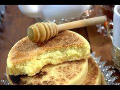 Harcha marocaine au yaourt et fleur d'oranger | Recettes faciles, recettes rapides de djouza