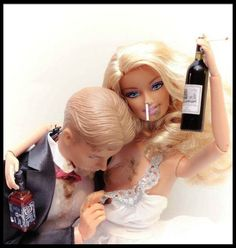 ken being inappropriate with drunk and drugged fiance