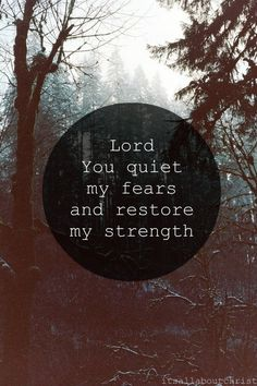 """""""Fear not, for I am with you; be not dismayed, for I am your God; I will strengthen you, I will help you, I will uphold you with My righteous right hand."""" Isaiah 41:10"""
