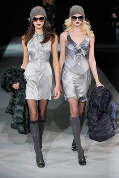 Emporio Armani Fall 2009 Ready-to-Wear - Collection - Gallery - Style.com
