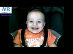 #Vídeo para #Rir | #Bebé A Rir À #Gargalhada  NR #Entertain | O Melhor Do #Entretenimento
