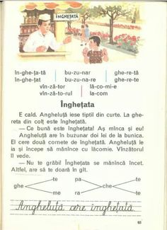 . Romanian Language, Vintage School, My Memory, Alter, Childhood Memories, Vocabulary, Nostalgia, Parenting, Songs