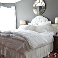 Benjamin Moore Kendall Charcoal Gray Paint | Involving Color Paint Color Blog