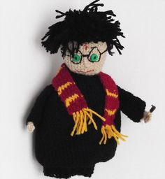 Harry Potter Golf Club Cover by Yarnettes on Etsy, $25.00