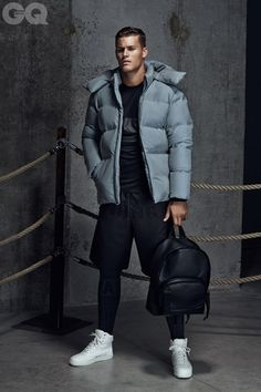 """GQ shoots Alexander Wang's first H&M line - GQ.co.uk"""