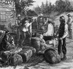 the history and growth of the canadian fur trade This paper is going to consider four main points that affected the growth of population on canadian the fur trade [16] in the early history of.