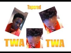 Natural Hair: How I Style My Tapered TWA:)    Thanks for Watching....     Please Rate, Comment & Sub xoxoxxo    Follow Me on Social Media    Twitter: https://twitter.com/Kelz1322    Instagram:http://instagram.com/kelz1322    Tumblr: http://kelz1322.tumblr.com    Pinterest: pinterest.com/kelz1322    Beautylish: www.beautylish.com/kelz1322    Blog: kelz1322.blogspo...