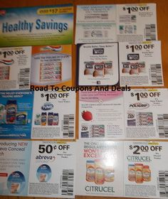Ventures In Coupons How To Receive Coupons By Mail
