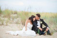 Photography: Rachel Pearlman Photography - www.rachelpearlmanphotography.com  Read More: http://www.stylemepretty.com/2015/03/10/nautical-summer-wedding-on-rehoboth-beach/