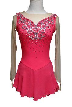 Eiskunstlauf Wettbewerb Kleider, Eiskunstlaufkleider, Tanzkostüme, Schöne  Figur, Ice Ice Baby, Seidenrock 7c59602718
