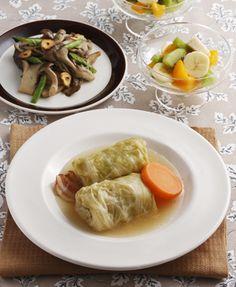 洋食・中華おかずの基本:10月のメニュー    ベターホームのお料理教室