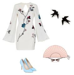 """""""Untitled #30"""" by natalinabloom on Polyvore featuring мода, sass & bide, RED Valentino и JustFab"""