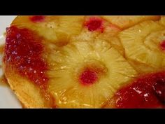 Pineapple Upside Down Cake - Recipe by Laura Vitale - Laura in the Kitchen Episode 141