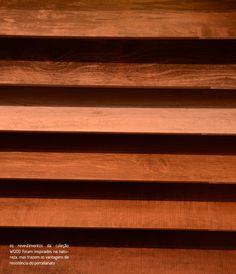 Conheça as novidades em revestimentos. Veja: http://casadevalentina.com.br/blog/detalhes/novidades-em-revestimentos-2787#tabcomentarios  #details #interior #design #decoracao #detalhes #decor #home #casa #design #idea #ideia #new #novidade #revestimento #casadevalentina #wood #madeira